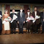 Tarsus Şehir Tiyatrosu yeni sahnesinde ilk prömiyerini yaptı