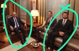 2 milyar dolarlık vurgun yapan Thodex'in kurucusu Çavuşoğlu ile yan yana