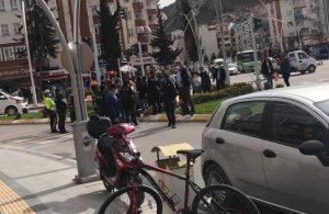 Tokat'ta İstanbul Sözleşmesi eylemine polis müdahalesi: 7 gözaltı
