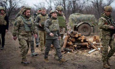 Ukrayna'dan Rusya'ya 'ordumuz hazır' mesajı