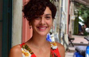 Bergüzar Korel: Ailecek bizi çok şaşırtan bir sürpriz ile karşılaştık