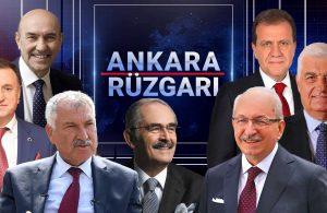 CHP'li büyükşehir belediye başkanları TELE1'deydi