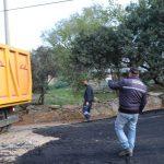 Belediye Fen İşleri Ekipleri Torba'da