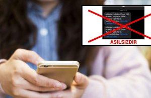 Milli Eğitim Bakanlığı'ndan flaş uyarı