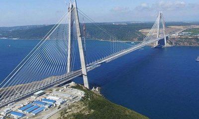 Yavuz Sultan Selim Köprüsü'nün yüzde 51'i satılıyor: İmza aşamasına gelindi