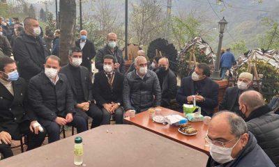 Başkan Gökhan Yüksel, İmamoğlu ailesinin acısını paylaştı