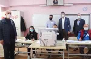 Başkan Yüksel'den Bulgaristan Parlamento Seçimleri için oy kullanacak vatandaşlara ziyaret