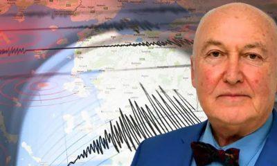 Prof. Dr. Ahmet Ercan: deprem oluşumlarına yol açması beklenir