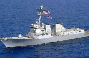 ABD, Karadeniz'e iki savaş gemisi gönderiyor