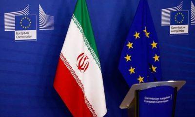 İran'dan AB ile müzakereleri askıya aldı
