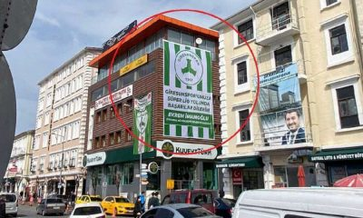 İmamoğlu'nun gönderdiği bayrağı asanlara MHP'li başkandan tehdit