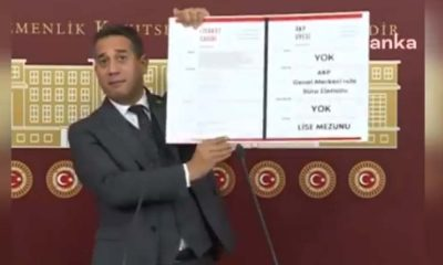 CHP'li Başarır Erdoğan'a sordu: Kaliteden kastınız cemaatlerin vermiş olduğu listeler mi?