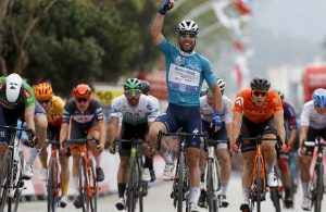 Türkiye'de Mark Cavendish'den büyük zafer
