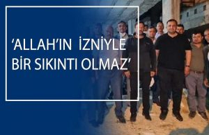 AKP'li isim 36 köy muhtarı ile toplu iftar düzenledi!