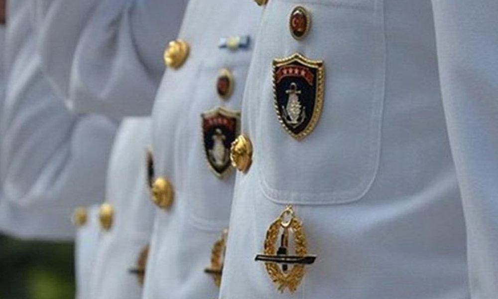 Montrö açıklamasına imza atan amiral ordu evinden çıkarıldı