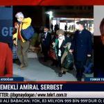 Amirallerin avukatı Türker Tok: Buruk bir sevinç yaşıyorum