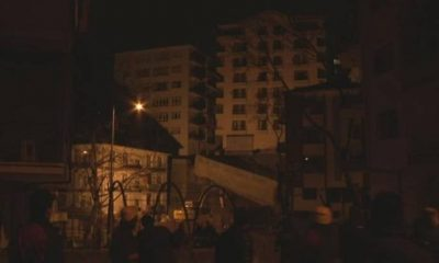 Ankara'da 21 bina tahliye edildi: Müteahhit gözaltına alındı