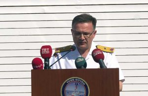 Emekli Amiral Bülent Olcay'ın ifadesinin alınması tamamlandı