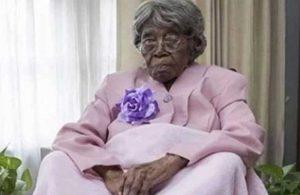 45 torunu vardı… ABD'nin en yaşlı insanı öldü