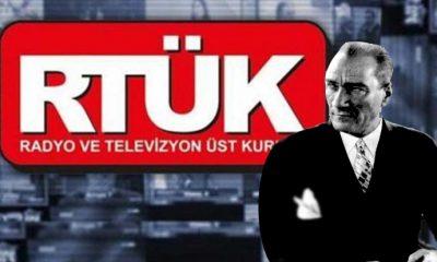 RTÜK Atatürk'e karşı yapılan 2 bin 672 hakaret şikayetini görmezden geldi