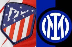 Atletico Madrid ve Inter de çekildi