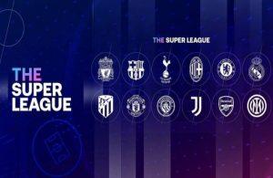 Avrupa Süper Ligi'nde iki ayrılık daha