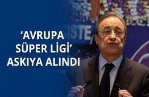 Florentino Perez'den tartışma yaratacak Türkiye açıklaması