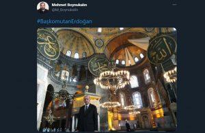 Ayasofya imamından ayrılık açıklaması: Dilim döndüğünce İslam'ı anlatmaya çalıştım!