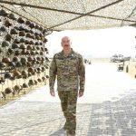 Azerbaycan 'Savaş Ganimetleri Müzesi'ni açtı