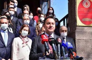 Babacan: Gazi Meclisimizin onurunun kurtarılması gerektiğini biliyoruz
