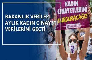 Veriler yalan söylemiyormuş! İçişleri Bakanlığı mart ayı kadın cinayeti verilerini açıkladı