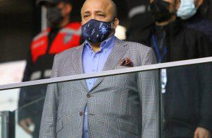 Adana Demirspor Başkanı Murat Sancak, 421 gün sonra tekrar tribünde