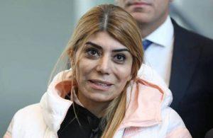 Kayserispor Başkanı Berna Gözbaşı'ya bıçaklı palalı tehdit