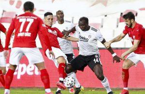 Lider Beşiktaş'a şampiyonluk yolunda büyük darbe