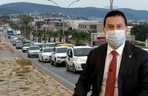 Bodrum Belediye Başkanı: Birdenbire kaosla karşılaştık