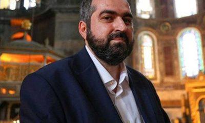 Eski Ayasofya imamının 23 Nisan mesajına AKP'den de tepki geldi