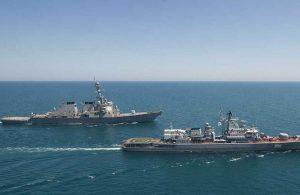 Ankara'ya bildirildi: ABD gemileri Karadeniz'e geçmeyecek