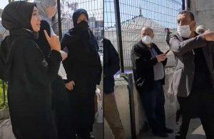 """İlahiyat mezunu kadına hadis """"dersi"""": Camiye giremezsiniz!"""