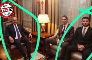 Çavuşoğlu'nun Faruk Fatih Özer fotoğrafının kaynağı belli oldu