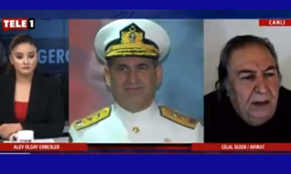 Bildiri yayınlayan emekli amirallere gözaltı! Ülgen: Büyükelçilerin yayınladığı bildiriden bir farkı yok