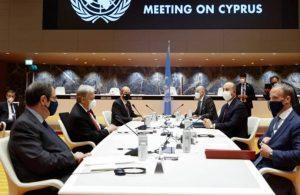 Cenevre'deki Kıbrıs görüşmelerinden sonuç çıkmadı