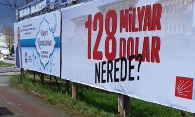 AKP'li seçmen de 128 milyar doların nerede olduğunu merak ediyor