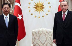 Akşener ve Yavaş'ı hedef alan Çin'in Ankara Büyükelçisi Dışişleri Bakanlığı'na çağrıldı