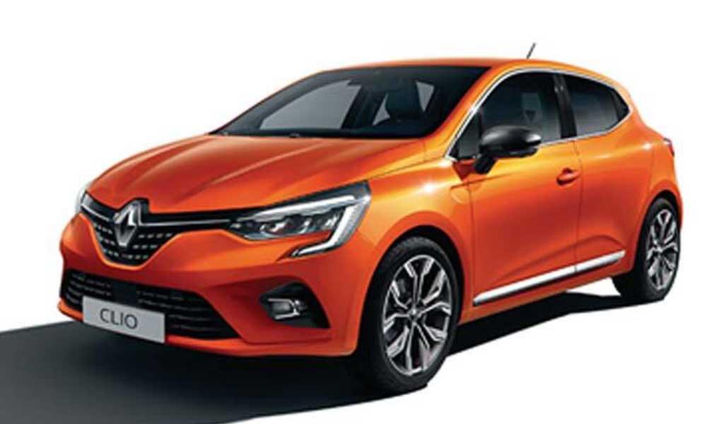 7. Renault Clio 1.5 DCI Touch Dizel Otomatik