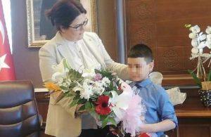 Çocukları ifşa eden Aile Bakanı'nın savunması da pes dedirtti