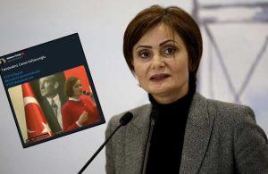 Kaftancıoğlu isyan etti: Görüntülerine montaj yapıp söylemediği sözleri eklediler