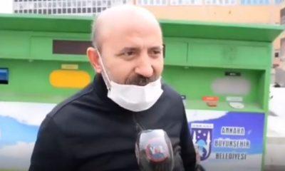 Vatandaş isyan etti: Erdoğan'a oy verdim haram olsun