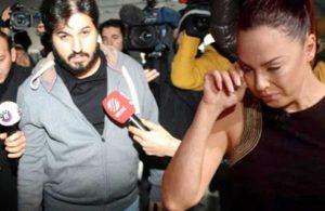 """Peri masalı bitti"" Ebru Gündeş'ten Reza Zarrab'a boşanma davası"
