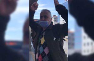 Metrobüste taciz: 'Edep' diyerek kadınların üzerine yürüdü