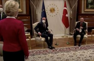 Fransa'dan Türkiye'ye koltuk krizi için yaptırım tehdidi